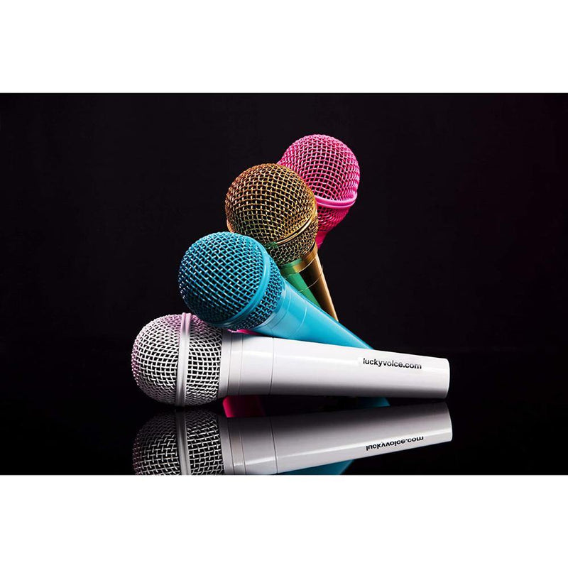 Lucky Voice Spare Microphone - [Pink] - DealsnLots