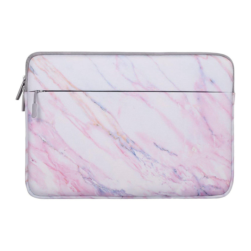 MOSISO Macbook Pro Laptop Marble Pattern Carrying Bag – 13 Inch – (Pink)