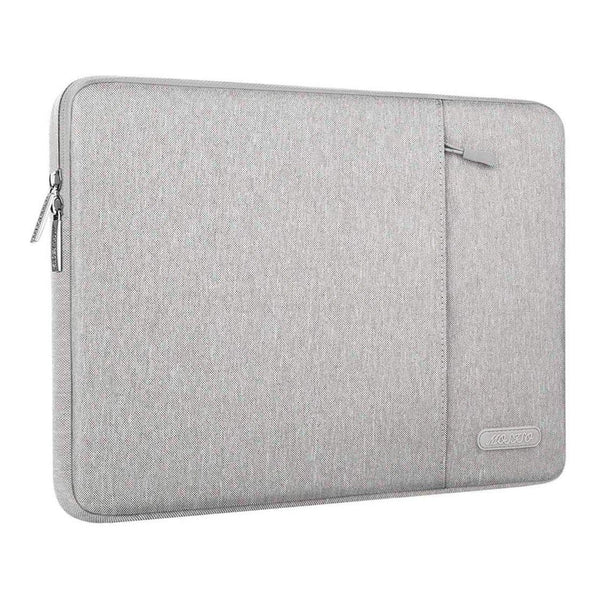 MOSISO Macbook Pro Laptop Polyester Multifunctional Carrying Bag – 13 Inch - (Grey)