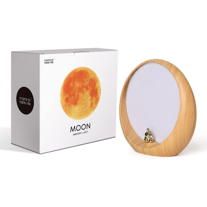 Mamre Red Moon Ambient Light Model: RM1602 (Yellow)