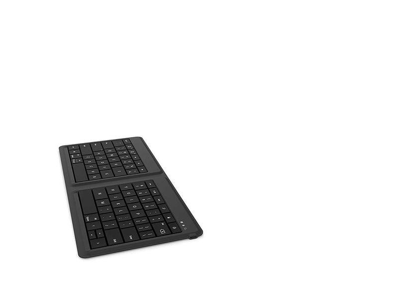 Microsoft Universal Foldable Keyboard - (Black)