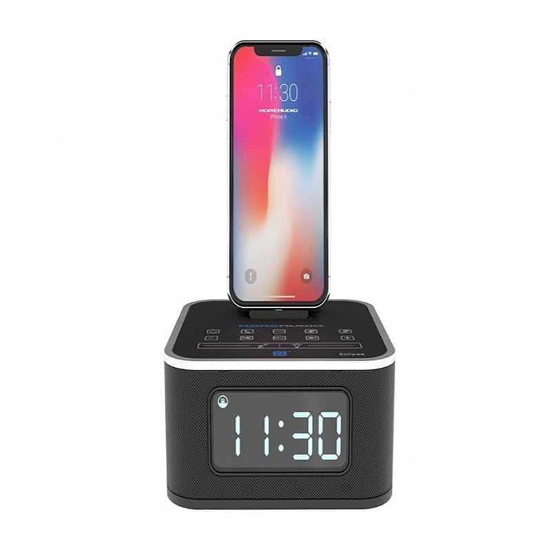 MoreAudio Lightning Dock Speaker For iPhone-Eclipse