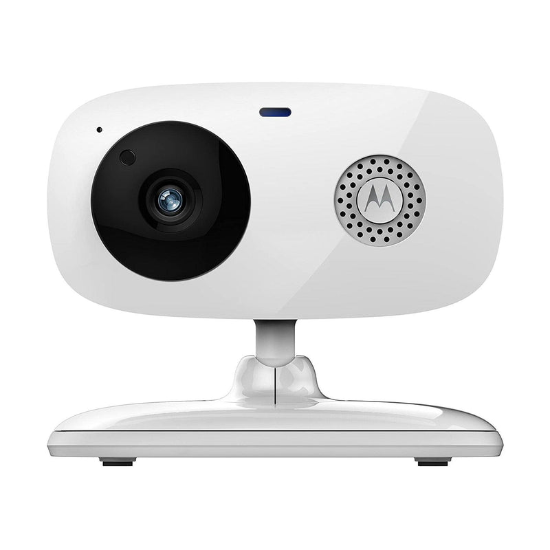 Motorola Focus 66 Connect Indoor HD Wi-Fi Smart Home Monitoring Camera - Model: Focous66-w (White)