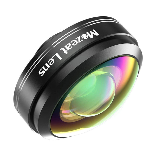 Mozeat Super Wide Angle Clip On Lens 238⁰ 02X Zoom -POL-SW01 - (Black)