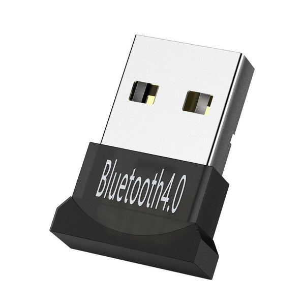 Mpow Bluetooth 4.0 USB Adapter Dongle - Model: MPBHO79AB (Black)