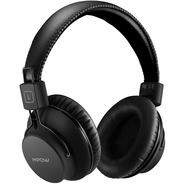 Mpow H1 Bluetooth Headphone - (Black)