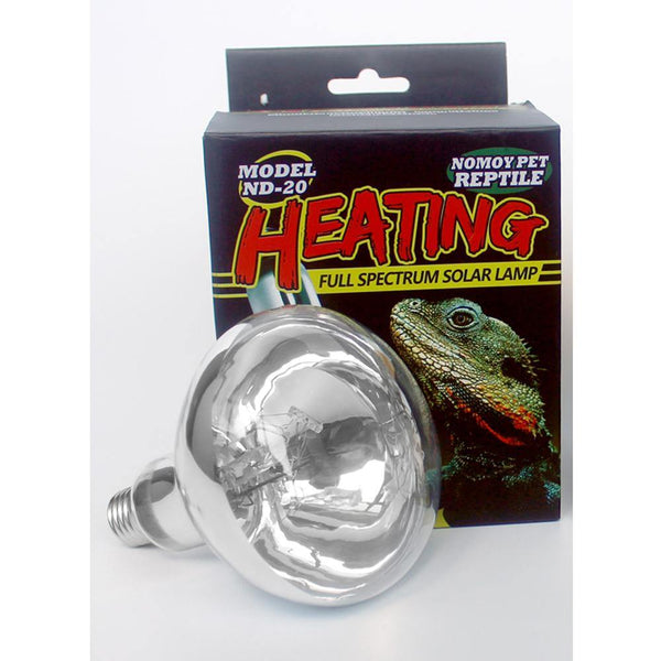 NOMOYPET Reptile ND-20 Heating Full Spectrun Solar Lamp 80W - DealsnLots