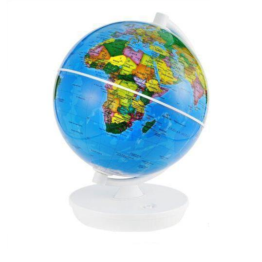 Oregon Scientific Starry Smart Globe Featuring Constellation Nightlight Augmented.(Blue)