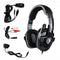 Sades Gaming Headset 7.1 surround USB Headphone with Microphone Noise Cancelling Mic for XBOX360-PC-PS4-MOBILE PHONES  Model:SA-922 (Black)