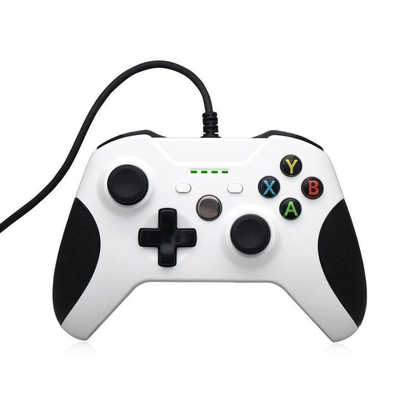 PYRUS Game Pad Controller-(White)