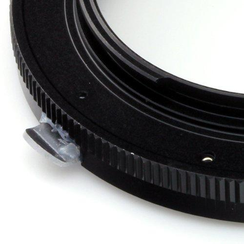 Pixco Lens Adapter For Pentax PK Lens To Olympus 4-3 Adapter (Black)