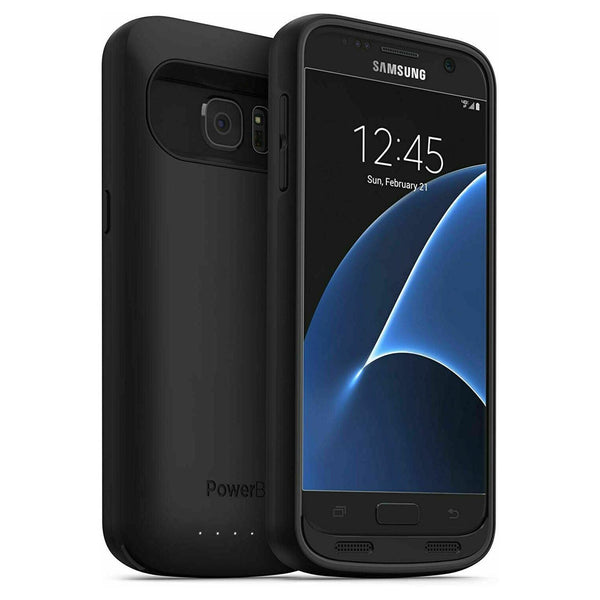 PowerBear Samsung Galaxy S7 4500mAh Battery Case