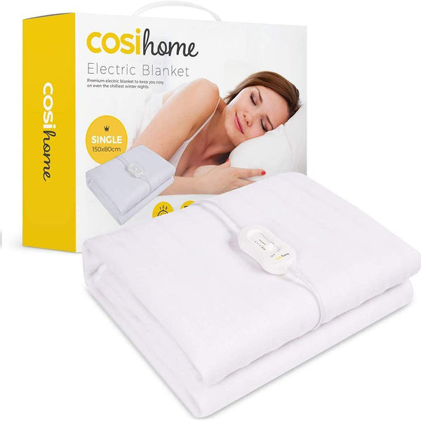 Cosi Home Premium Comfort Single Electric Blanket