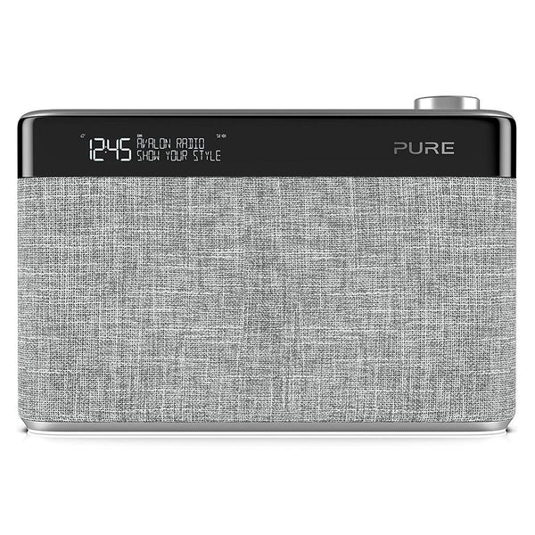 Pure Avalon N5 DAB+/DAB/FM, Bluetooth Speaker, Alarms/Timers and 20 Station Presets