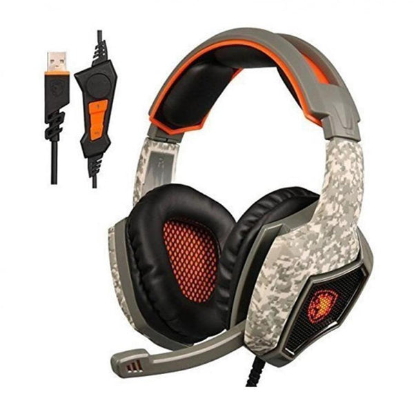 SADES Gaming Headphone- SA917