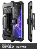 SUPCASE Unicorn Beetle Pro Case for Galaxy S9-(Black)