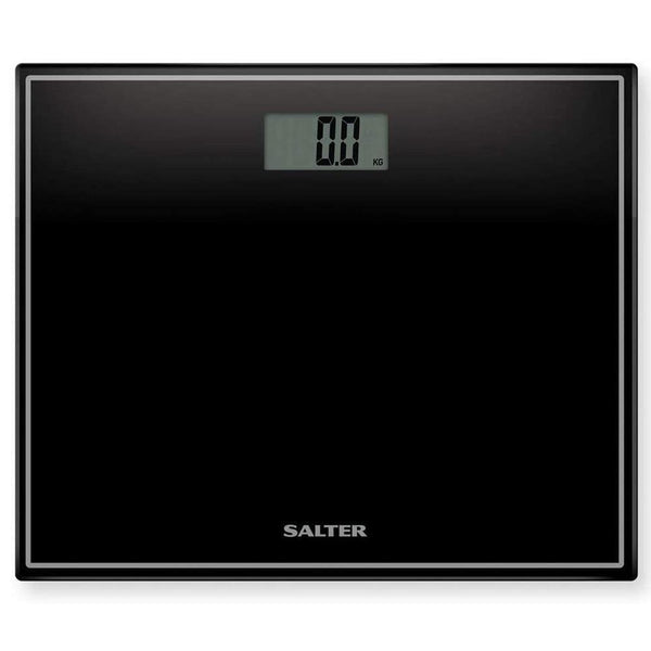 Salter 9207 BK3R Compact Glass Electronic Scale [Black] - DealsnLots