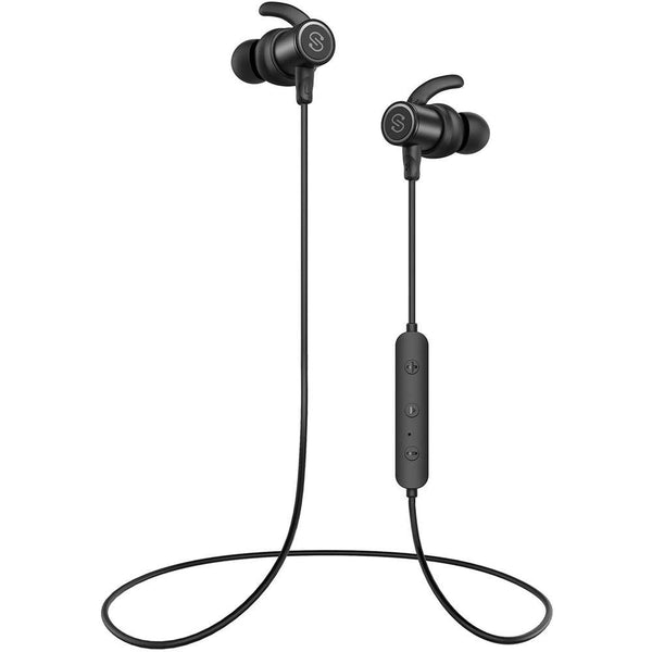 SoundPEATS Q30 Plus Wireless Bluetooth Earphone Black