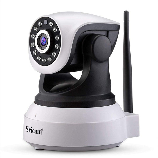 Sricam SP017 720P Wi-Fi CCTV Indoor Security IP Camera - DealsnLots