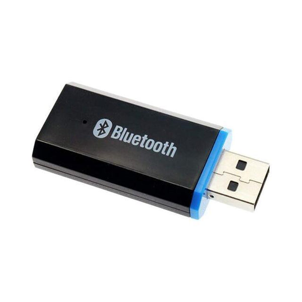 Streambot Mini Bluetooth 4.0 Music Receiver Wireless Adapter Model:YET-M1 (Black-Blue)