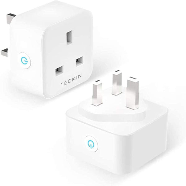 TECKIN 16A Smart Home WiFi Plug 2.4Ghz Only 2 Pack- Model: SP23 (White) - DealsnLots