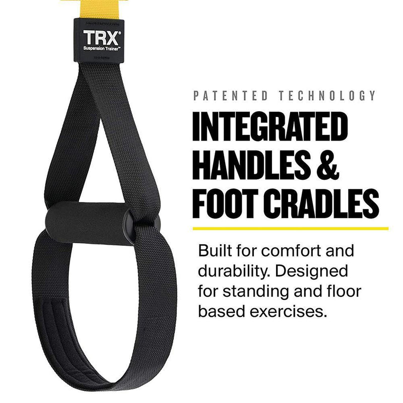 TRX GO Suspension Trainer System: Lightweight & Portable - DealsnLots