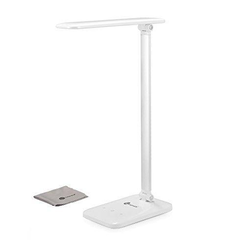 TaoTronics LED Desk Lamp Touch Control–Model:TT-DL08 (White)