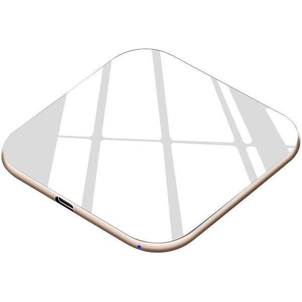Te-Rich V10 Qi Wireless Charging Pad Ultra Slim15W - DealsnLots