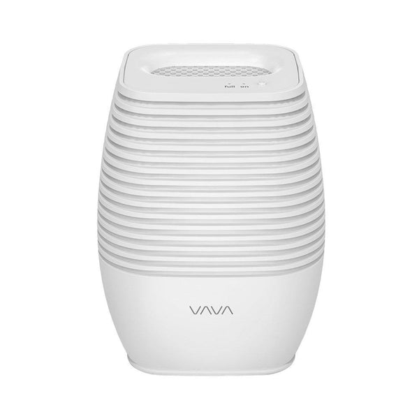 VAVA mini Dehumidifier, Small Size, Noiseless Operation, Double Power Option Model:VA-EB009