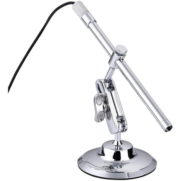 Veofoo IP67 USB Microscope, 1920x1080 Magnification 200x Camera Otoscope Endoscope with Metal Stand - DealsnLots