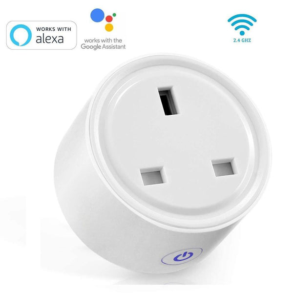 WAZA JH-G01B 240V/10A/2200W Mini Smart Plug (UK) [White] - DealsnLots