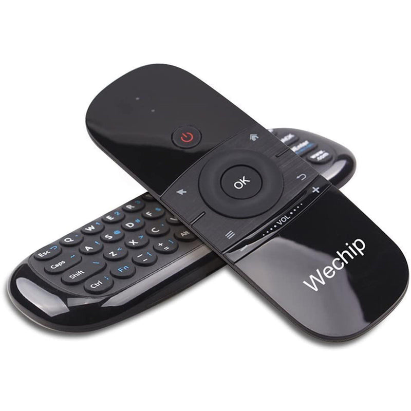 WeChip W1 Smart TV Remote/Air Mouse 2.4G Wireless Keyboard -