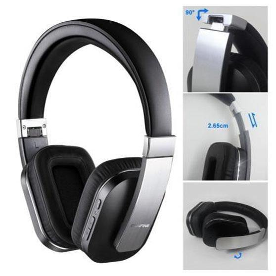 Wireless Bluetooth Noise Cancelling Over-Ear APT-X Headset - EH5S - Eonfine