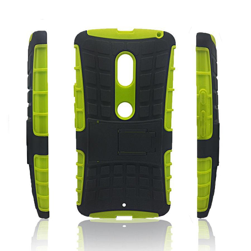 Motorola X Play Case (Green)