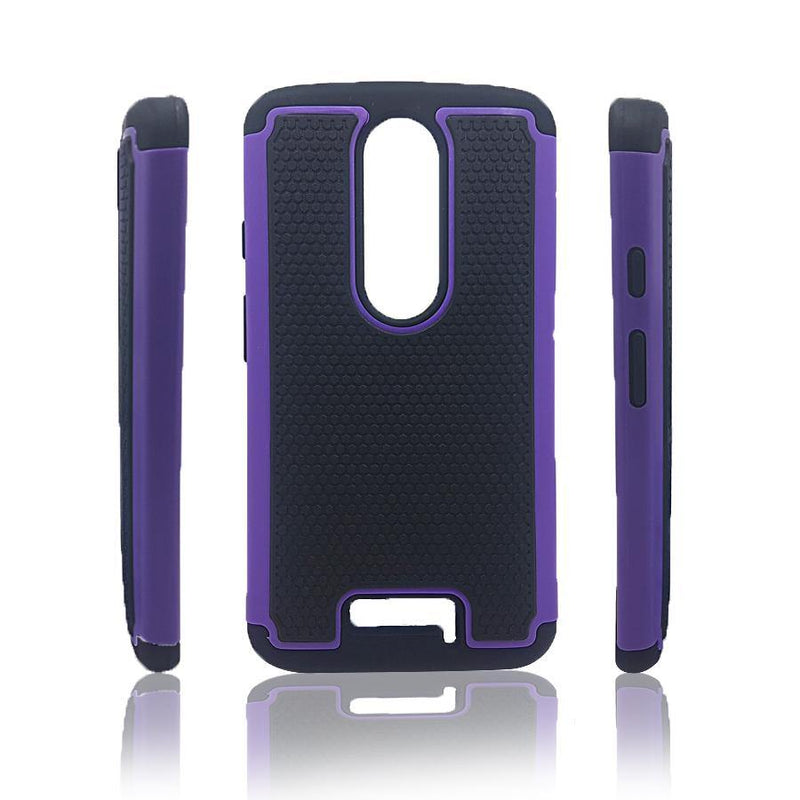 Motorola	XT1585 Case (Purple)