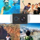 YI 16 MP Action Camera with High-Resolution WiFi and Bluetooth- Model: YDXJTZ02XY (Black)