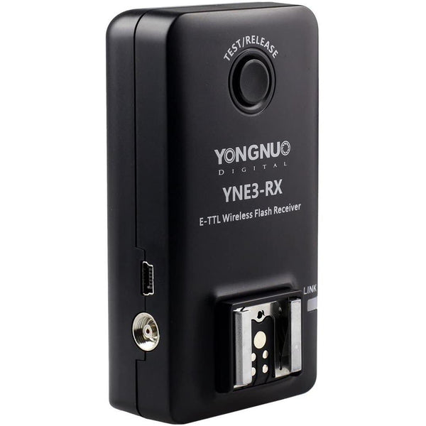 YONGNUO YNE3-RX E-TTL Wireless Flash Speedlite Receiver (Black)
