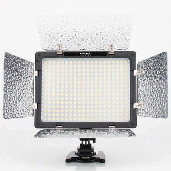 Yongnuo Professional LED Video Light Flash Model:YN300 (Silver)