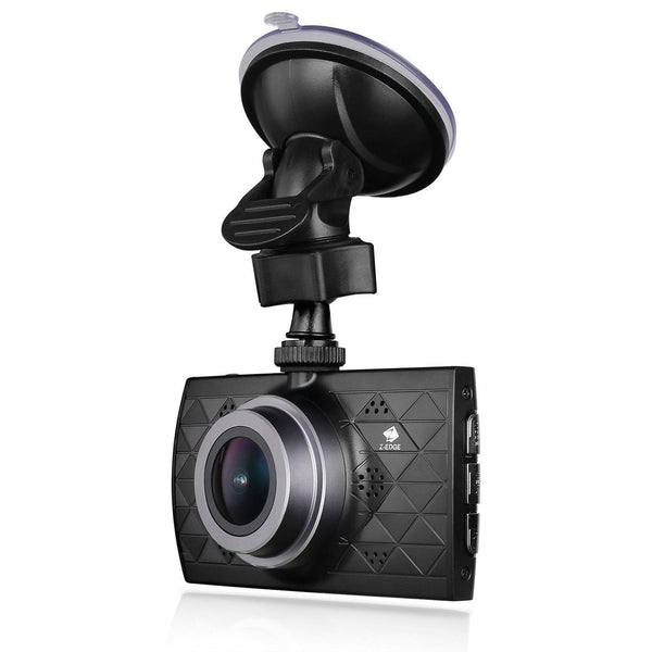 Z-Edge Dash Cam, 1440P Quad HD Car Dashboard Camera Model:Z3 (Black) (SD Card Not Included)