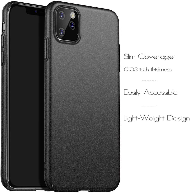 anccer Ultra-Thin Fit, Premium Material Case for iPhone 11 pro