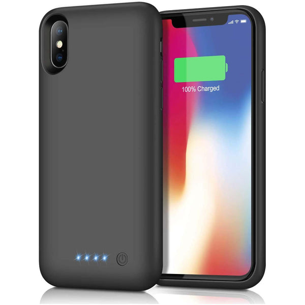 kilponene iPhone X/XS 6500mAh Battery Case - DealsnLots