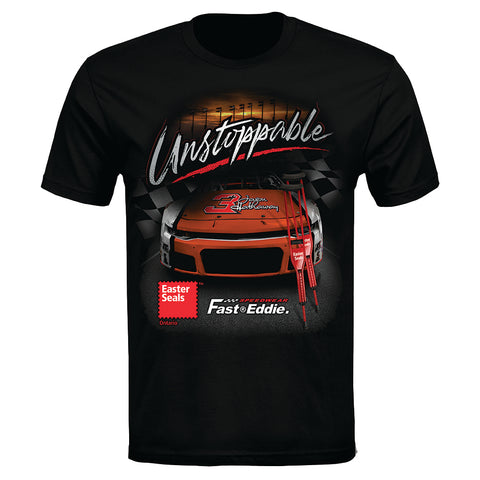 Special Edition Fast Eddie Easter Seals 'Unstoppable' T-Shirt