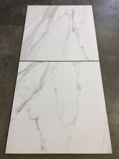 "Pure Series - Bianca Polished 24""x24""  *$3.25/ft*"