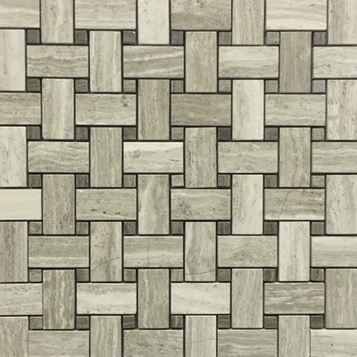 Wooden Marble TWEED03 - Pendulum TILE - 2