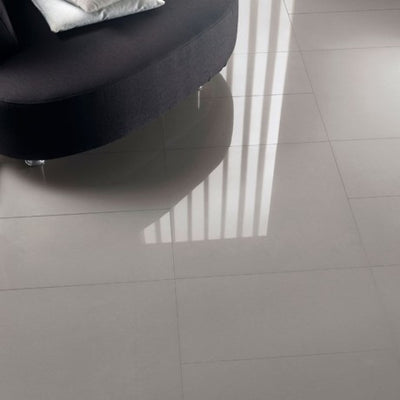"Solid Color Series Gloss Grey 24""x12""  *$3.75/ft* - Pendulum TILE - 2"