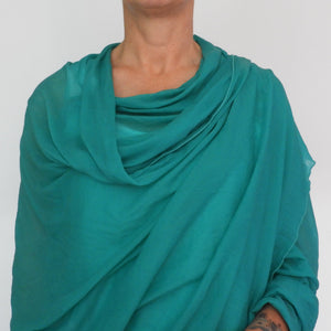 medium sea green wrap