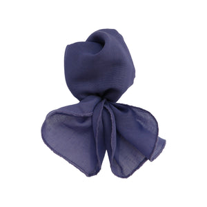 Purple - Neck Scarf