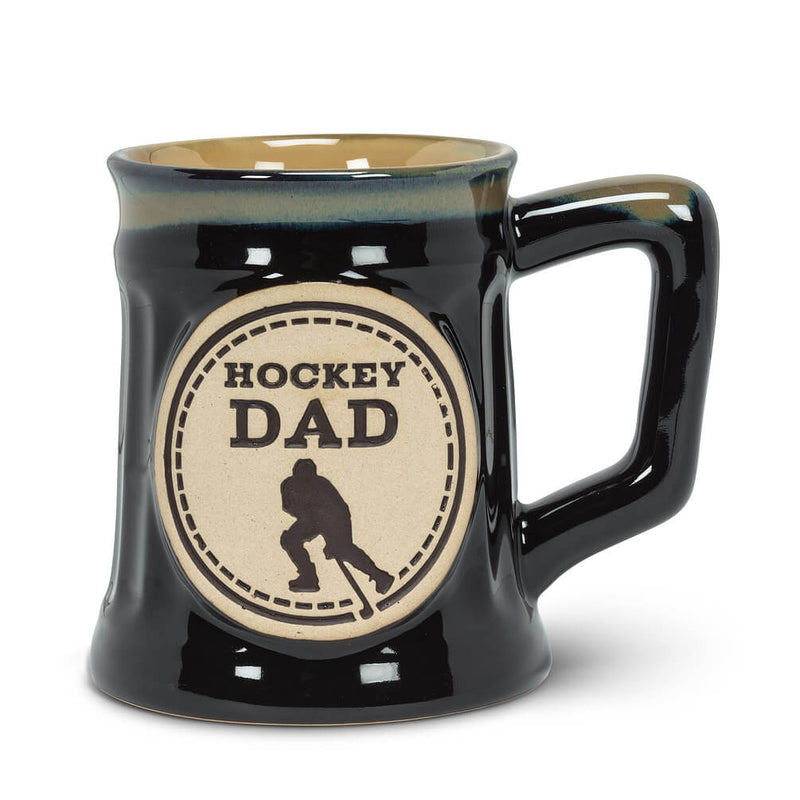 Large Hockey Dad Tankard Mug