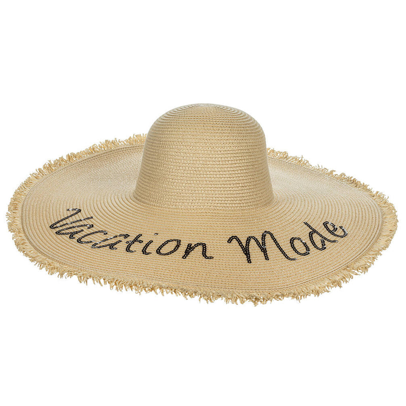 Vacation Mode Sun Hat