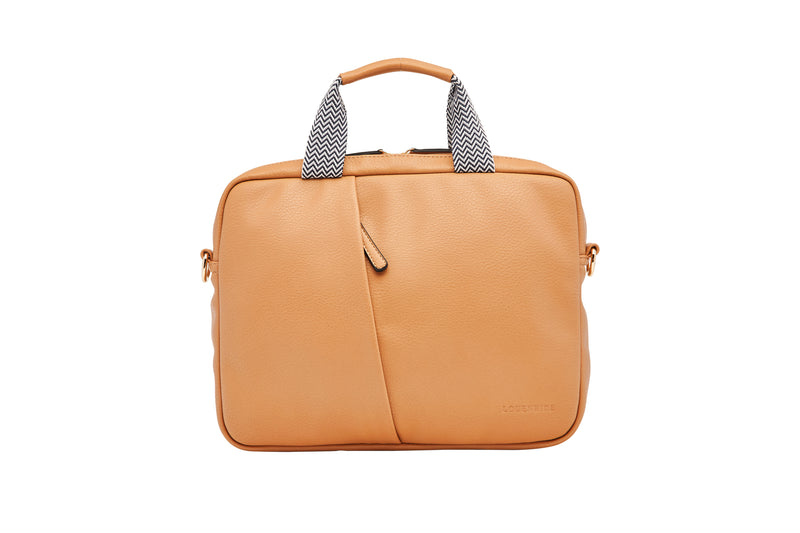 Camel Laptop Bag